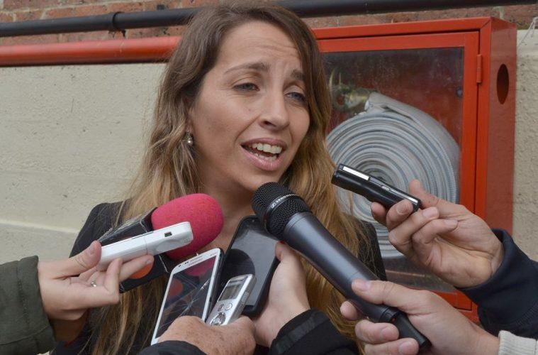 Laura Stratta, ministra de Desarrollo Social de Entre Ríos.