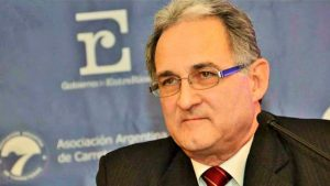 Jorge Rodríguez, subinterventor.