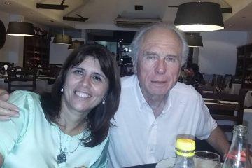 Acevedo y Carlos González, presidente de la bancada de Cambiemos.