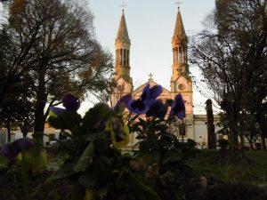 Parroquia San Lucas Evangelista.