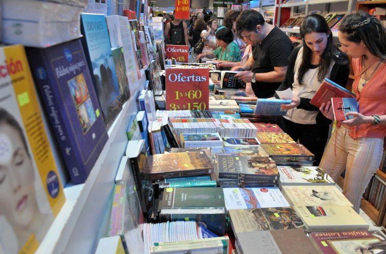 Guaymallen, Mendoza 19 octubre 2014 Feria del Libro 2014 Vistas.