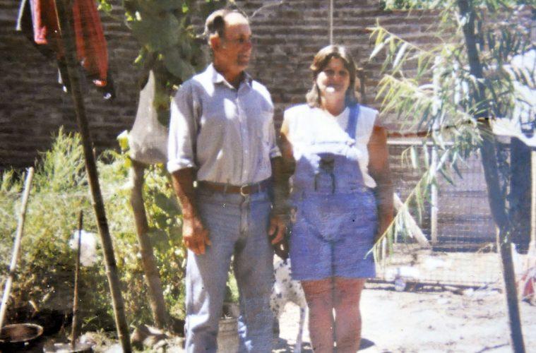 Luisi Gill Familia desaparecida